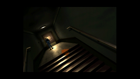 Parasite Eve Corridor