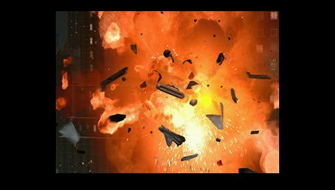Parasite Eve Explosion