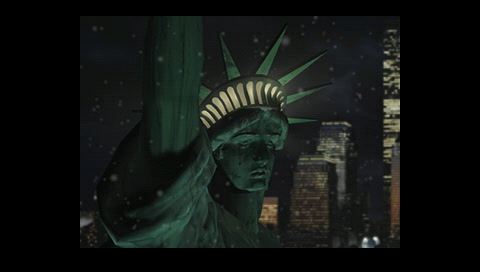 Parasite Eve Statue of Liberty