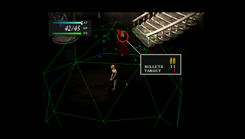 Parasite Eve Targeting