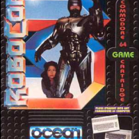 RoboCop 3 Commodore 64