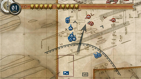 Valkyria Chronicles Battle Overview