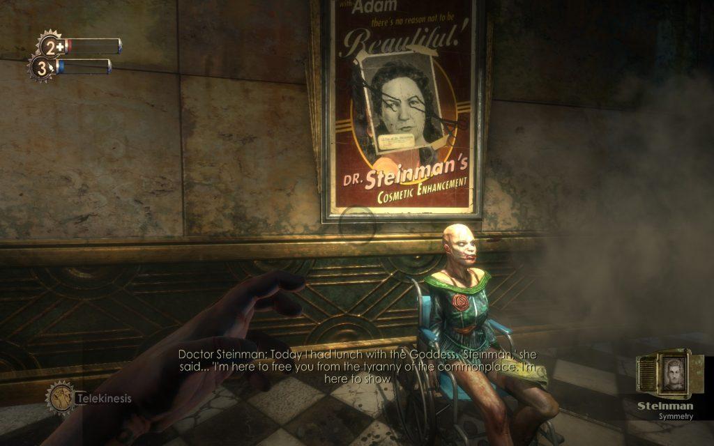 BioShock Grotesque