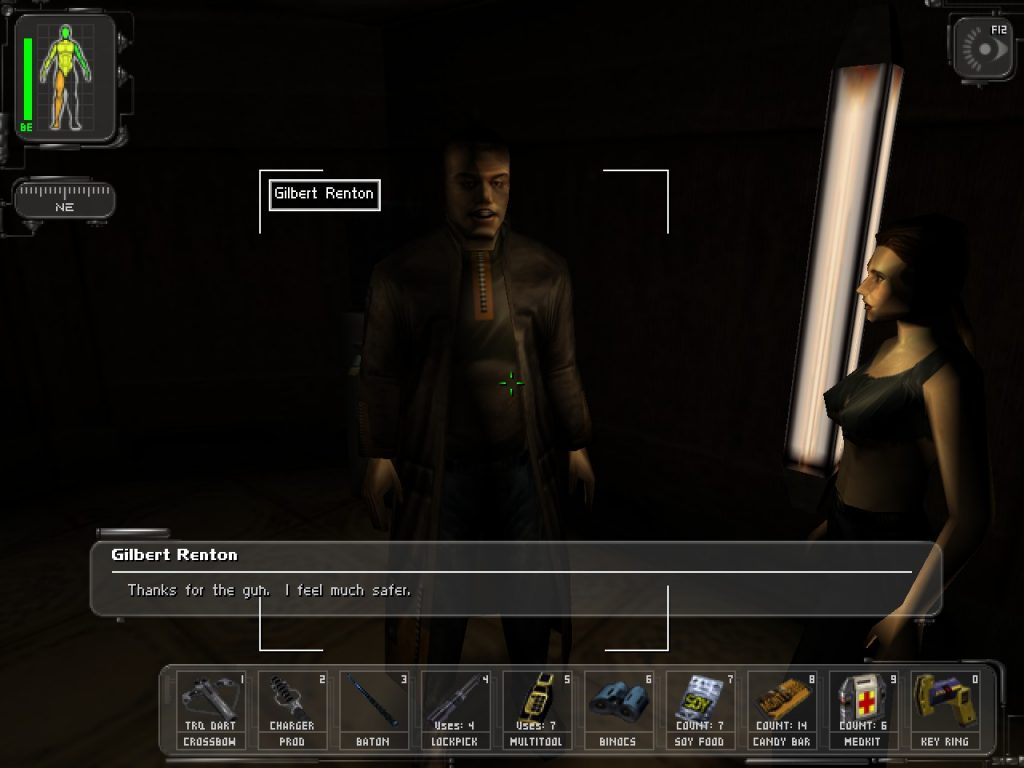 Deus Ex Much Safer