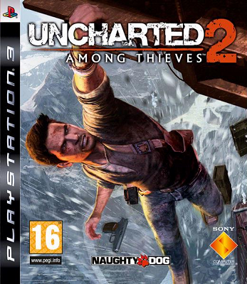 Uncharted 2 Cover