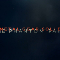 Metal Gear Solid V Title