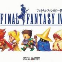 Final Fantasy IV Cover