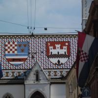 Zagreb St. Mark's Church