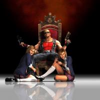 Duke Nukem Throne