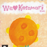 We Love Katamari Cover