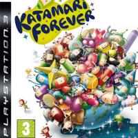 Katamari Forever Cover