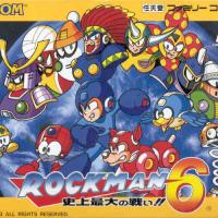 Rockman 6