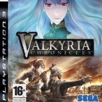 Valkyria Chronicles Cover